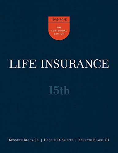Life Insurance, 15th Ed., ForexTrend