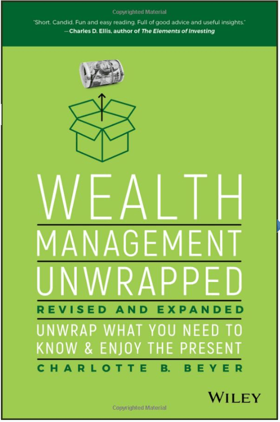 "Light Reading, In-Depth Content: Charlotte Beyer's ""Wealth Management Unwrapped, Revised and Expanded: Unwrap What You Need to Know and Enjoy the Present"", ForexTrend"