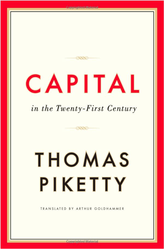 Capital in the Twenty First Century by THOMAS PIKETTY, ForexTrend