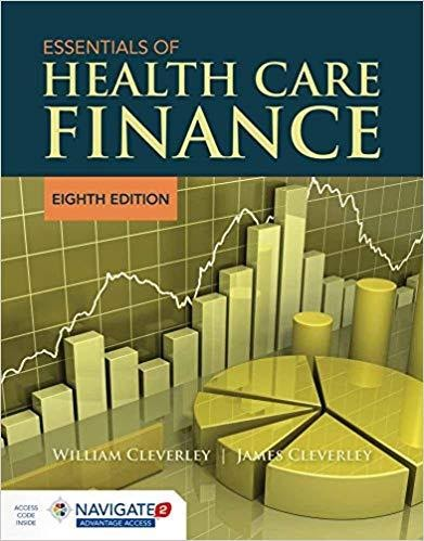 Essentials of Healthcare Finance by WILLIAM O. CLEVERLEY and JAMES O. CLEVERLEY, ForexTrend