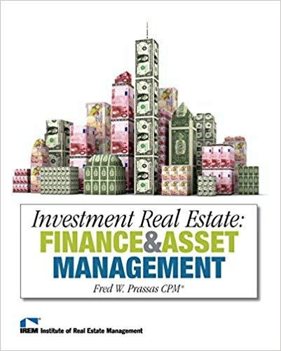 Investment Real Estate: Finance and Asset Management by Fred Prassas, ForexTrend