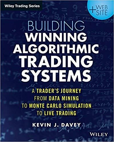 Building Winning Algorithmic Trading Systems: A Trader's Journey From Data Mining to Monte Carlo Simulation to Live Trading (Wiley Trading), ForexTrend