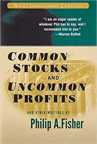 Common Stocks and Uncommon Profits and Other Writings BY PHILIP A. FISHER (Author), KENNETH L. FISHER (Introduction), ForexTrend